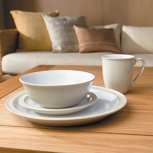 Denby Linen 16 Piece Set
