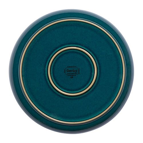 Denby Greenwich Medium Coupe Plate