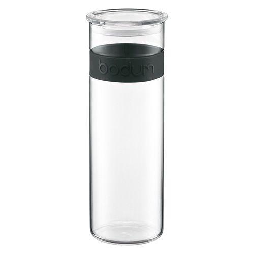Bodum Presso 1.9L / 64oz Storage Jar Black