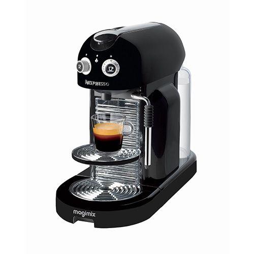 Nespresso Magimix Maestria Black Coffee Machine 14cc15f816f