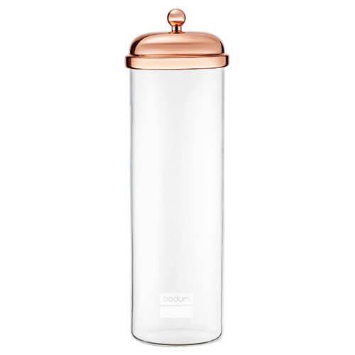 Bodum 2.0L Tall Classic Storage Jar Copper