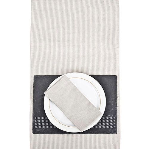 Washable Rugs Denby Dale: Denby Natural Canvas Textile Table Runner