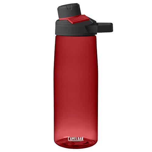 CamelBak 750ml Chute Mag Cardinal Red Water Bottle