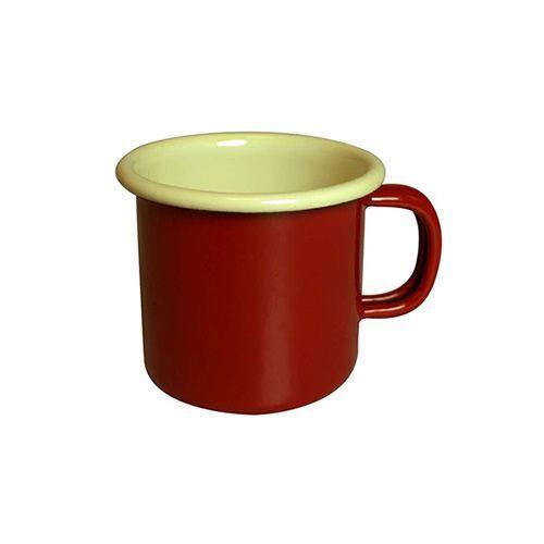 Dexam Claret Enamelware Espresso Mug