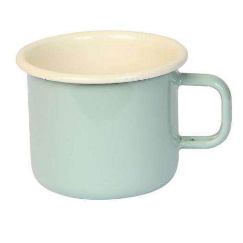 Dexam Sage Enamelware Mug