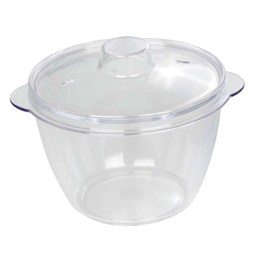Dexam 3 Piece Microwave Pot With 2 Lids