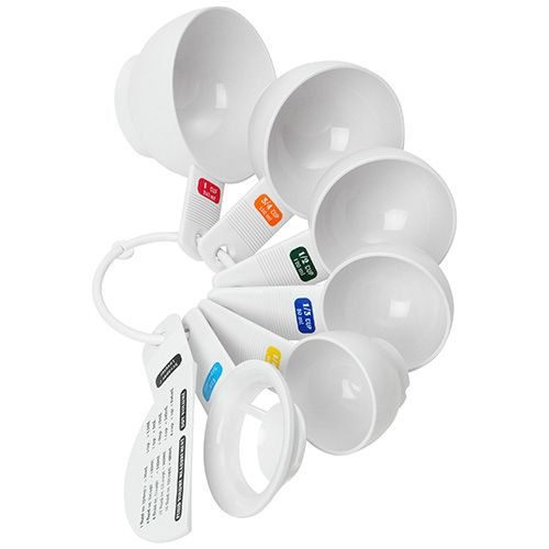 Dexam Dots Measuring Cups With Egg Separator