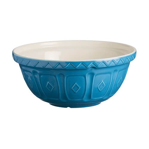 Mason Cash Colour Mix S24 Azure Mixing Bowl 24cm