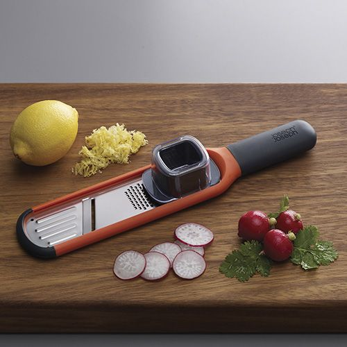 Joseph Joseph Handi-Grate 2 in 1 Mini Grater and Slicer