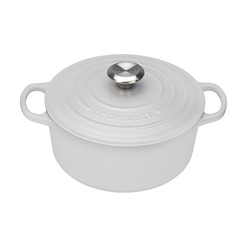 Le Creuset Signature Cotton Cast Iron 24cm Round Casserole
