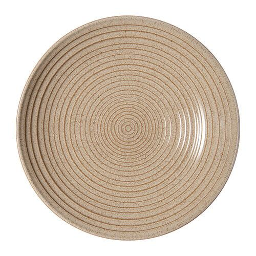 Denby Studio Craft Birch Medium Ridged Bowl