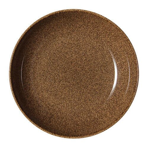 Denby Studio Craft Chestnut Pasta Bowl