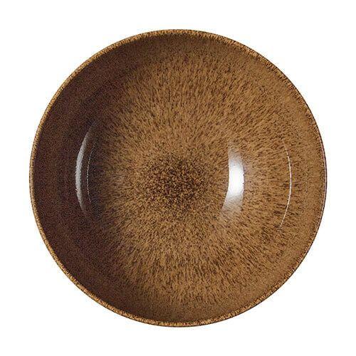 Denby Studio Craft Chestnut Rice Bowl