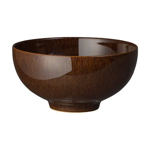 Denby Studio Craft Walnut Rice Bowl