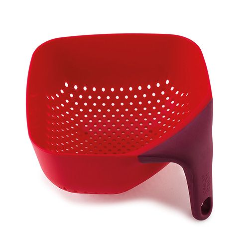 Joseph Joseph Square Colander Medium Red