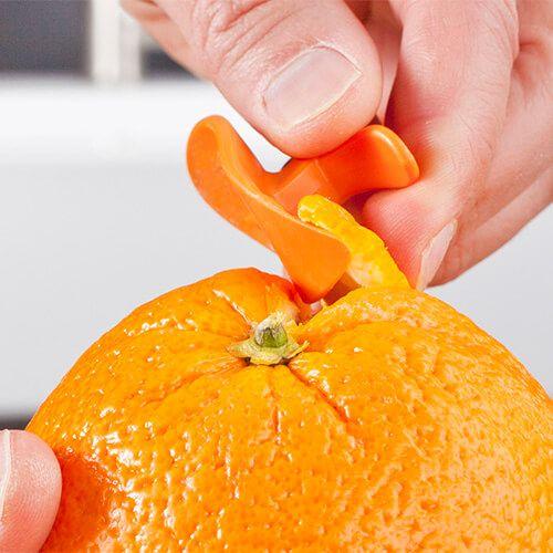 Tomorrow's Kitchen Citrus Peeler Orange