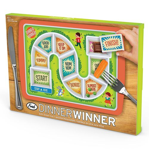 Fred Dinner Winner Childrens Dinner Tray