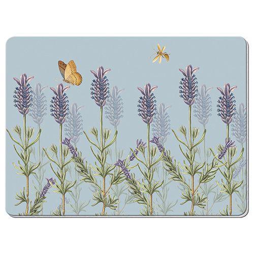Royal Botanic Gardens Kew Lavender Set Of 6 Table Mats