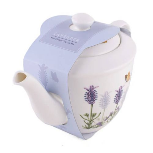 Royal Botanic Gardens Kew Lavender Teapot