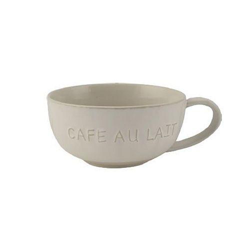 La Cafetiere Origins Embossed Cafe Au Lait Mug