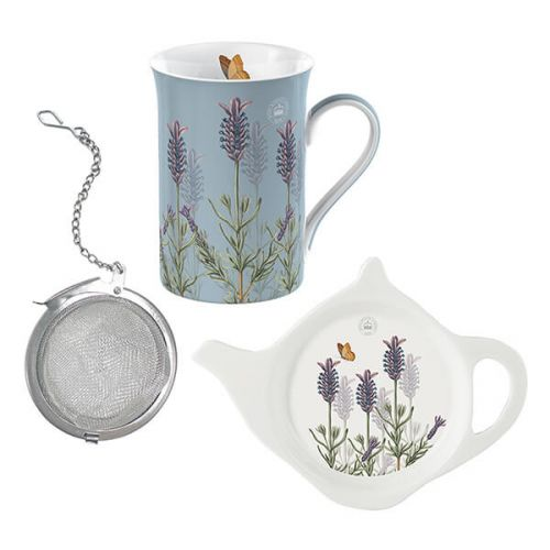 Royal Botanic Gardens Kew Lavender High Tea Gift Set