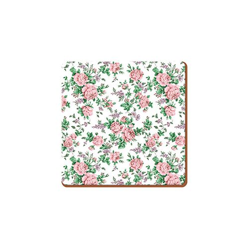 Creative Tops Ditsy Floral Pack of 4 Coasters