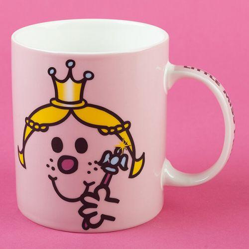 Mr Men Little Miss Princess Mug