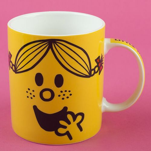 Mr Men Little Miss Sunshine Mug