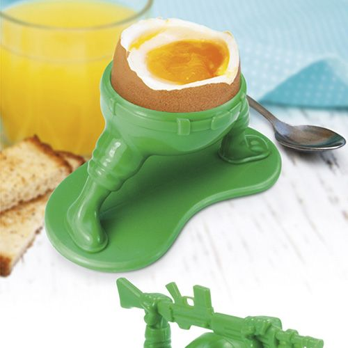 Fred Soldier Egg Cups