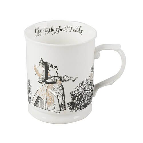 Alice In Wonderland Tankard Mug