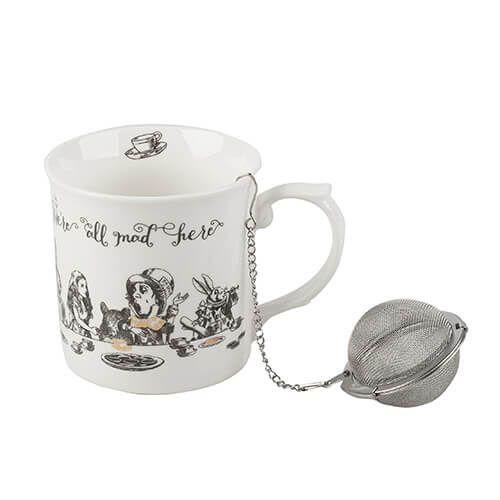 Alice In Wonderland High Tea Gift Set