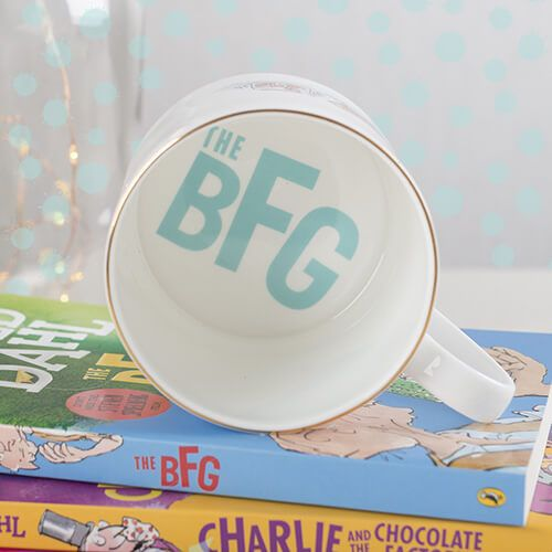 Roald Dahl BFG Fine Bone China Can Mug