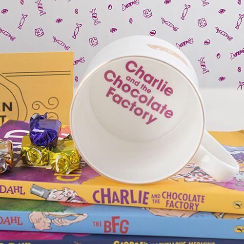 Roald Dahl Charlie & The Chocolate Factory Can Mug