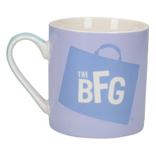 Roald Dahl BFG Can Mug In Window Box