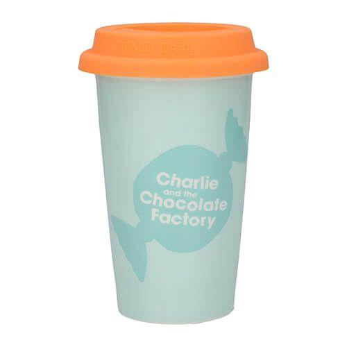 Roald Dahl Charlie & The Chocolate Factory Travel Mug