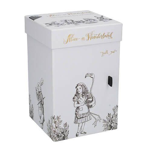 Alice In Wonderland Sugar Bowl & Creamer