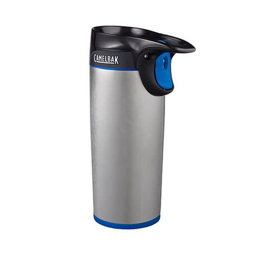 CamelBak 400ml Forge Blue Steel Vacuum Insulated Water Bottle