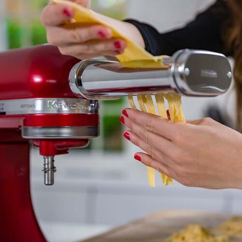 Kitchenaid Artisan Pasta Sheet Roller Amp Cutter 5ksmpra