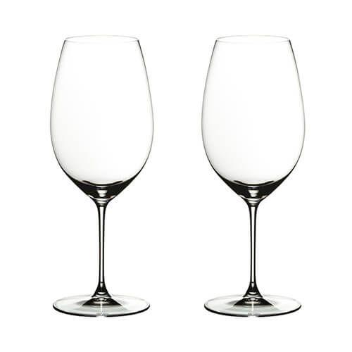 Riedel Veritas New World Shiraz Wine Glass Twin Pack