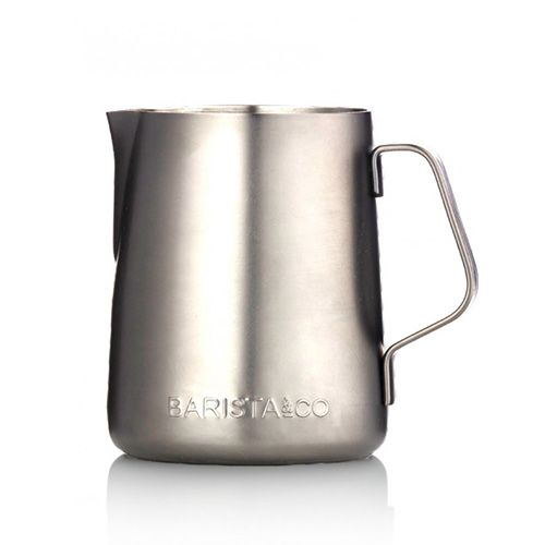 Barista & Co Electric Steel Milk Jug