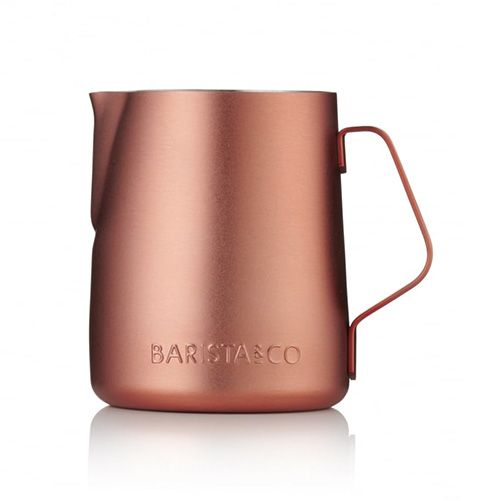 Barista & Co Midnight Copper Milk Jug
