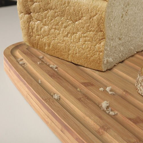 Joseph Steel Bread Bin Black