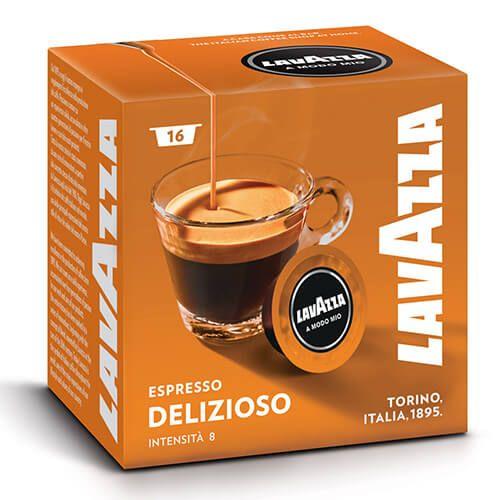 Lavazza Delizioso Coffee Capsule Set Of 16