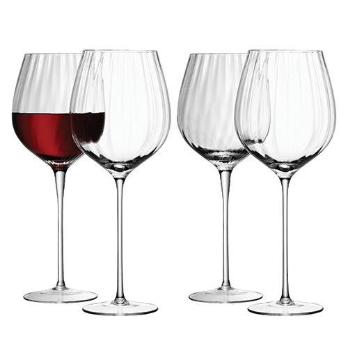 LSA Aurelia Red Wine Glass 660ml Set Of Four