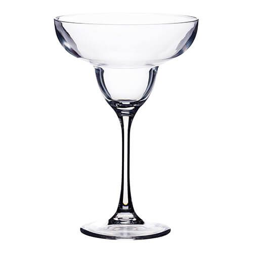 BarCraft Margarita Glass Plastic