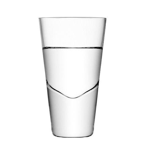 LSA Bar Vodka Glass Set Of Four