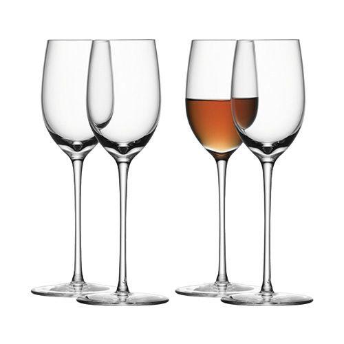 LSA Bar Sherry Glass Set Of Four