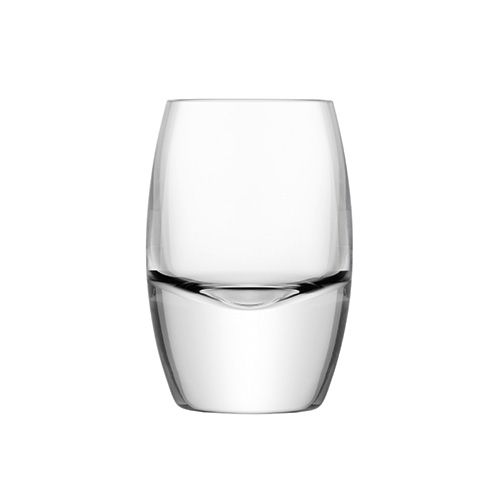 LSA Bullet Tumbler 240ml Clear Set Of 2