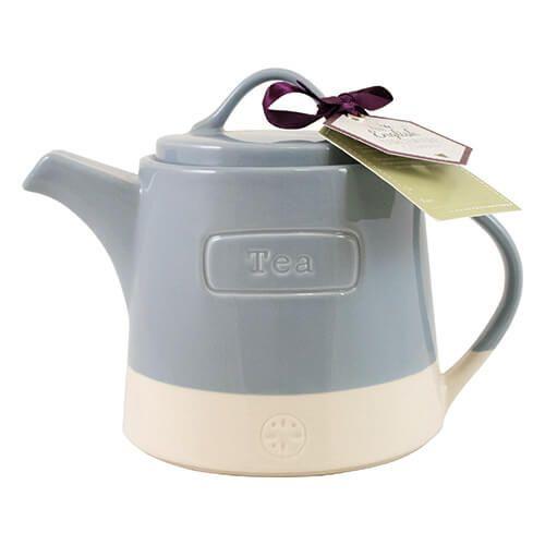 English Tableware Company Artisan Blue Teapot