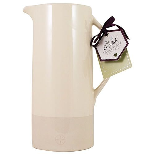 English Tableware Company Artisan Cream Large Jug